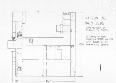 Hutson Factory Floor Plan