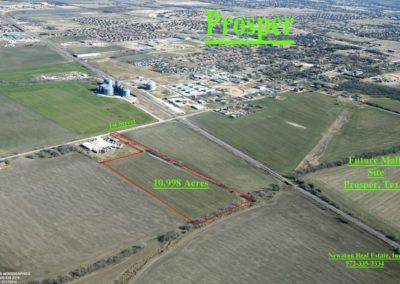 Newman Real Estate 10 Acres Prosper, TX3